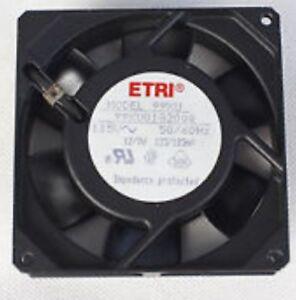 ETRI-Model-99XU-Fan-PN-99XU-2182-000-Salt-Fog-Axial-Ball-Bearing-208-240v
