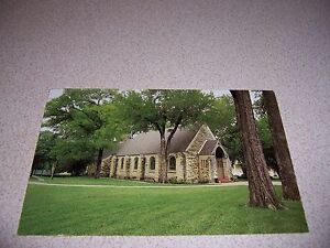 Image Is Loading 1970s Wildwood Chapel At Restland Funeral Home Dallas
