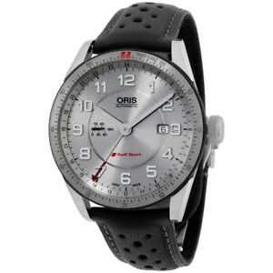 Oris-Audi-Sport-GMT-Automatic-Men-039-s-Watch-01-747-7701-4461-07-5-22-87FCS