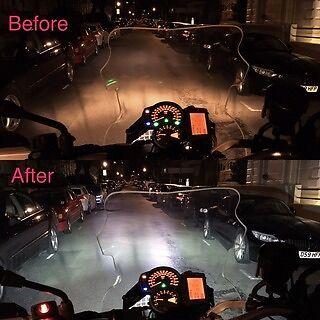BMW R1150GS XENON  HID  Headlamp Conversion Brand NEW