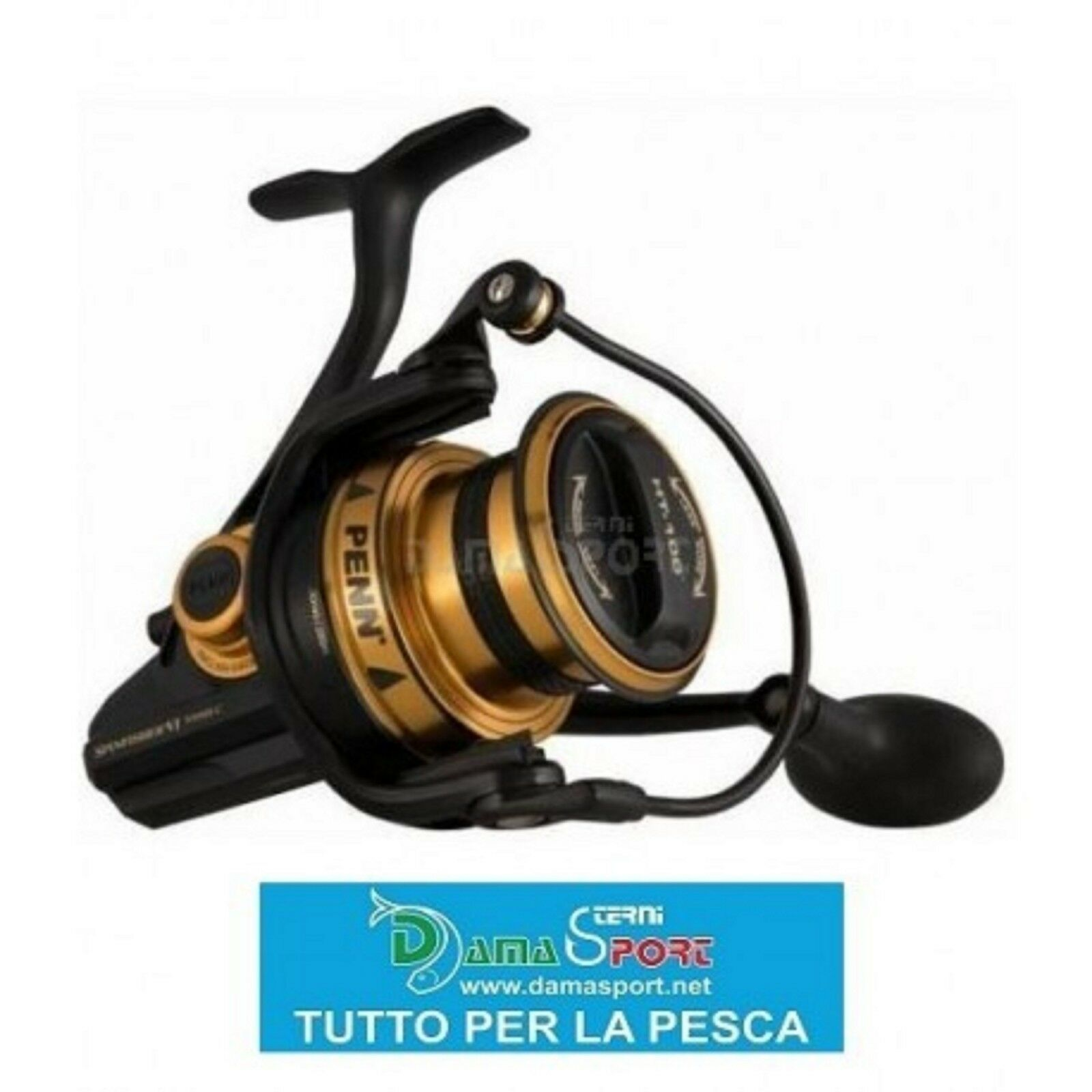 MULINELLO PENN SPINFISHER VI SSVI 7500 LCEU Long Cast Spinning