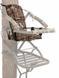 Summit-Tree-Stand-Accessories-Hunting-Replacement-Seat-Camouflage-Universal-Deer