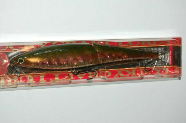 2 oz Color-Ghost Blue Gill Slow Sinking Lucky Craft Jointed LL Pointer 180 7 in