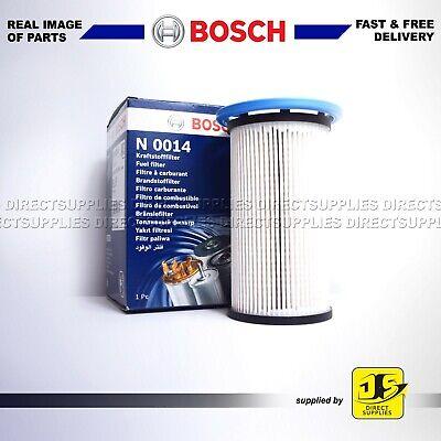 Se adapta a VW Passat Genuino Bosch Inserto de Filtro de aire