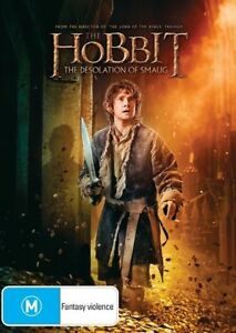 DVD-THE-HOBBIT-THE-DESOLATION-OF-SMAUG-BRAND-NEW-UNSEALED-REGION-4-FAST-POST