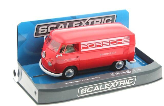 Scalextric 3755 VW Transporter Porsche