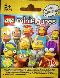 Lego ® 71009 minifigures series simpson/'s 2 ° Series-Choose Your Character