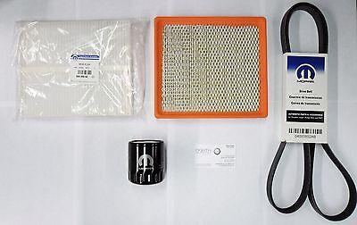 DENSO Tune-Up kit w// NGK Wire Set for 2008-2010 Dodge Caravan 3.3L 3.8L