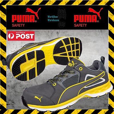 Puma Pace 2.0 643807 Composite Toe Cap Light Safety Work JoggerShoes | eBay