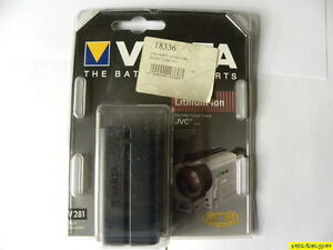 Varta-V281-bateria-del-Li-Ion-Para-Sony-7-2-V-1600-mAh-JVC-GR-DVL-SERIES
