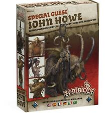 Zombicide: Black Plague Special Guest John Howe Board Game