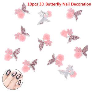 10Pcs-Set-3D-Butterfly-Nail-Art-Decoration-Alloy-Jewelry-Glitter-Rhinest-TWUKPP0