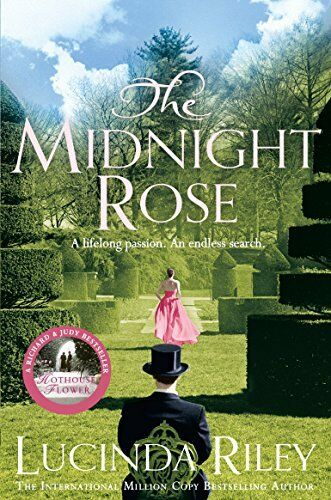 1 of 1 - The Midnight Rose by Riley, Lucinda 1447218434 The Cheap Fast Free Post