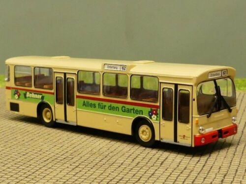 1//87 Brekina MB o 305 Karlsruhe Dehner 50727 precio especial!!!