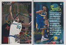 NBA FLEER 1995-1996 SERIES 2 - Joe Smith, Warriors # 495 - Mint