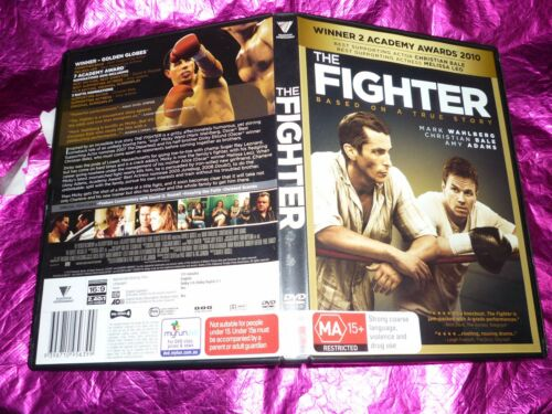 1 of 1 - THE FIGHTER : (DVD, MA15+)