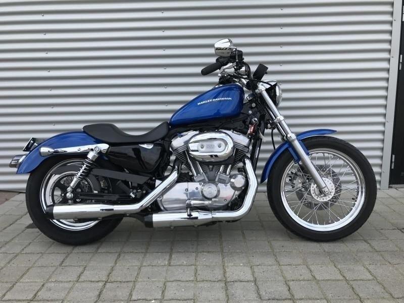 Harley-Davidson, XL883L, ccm 883