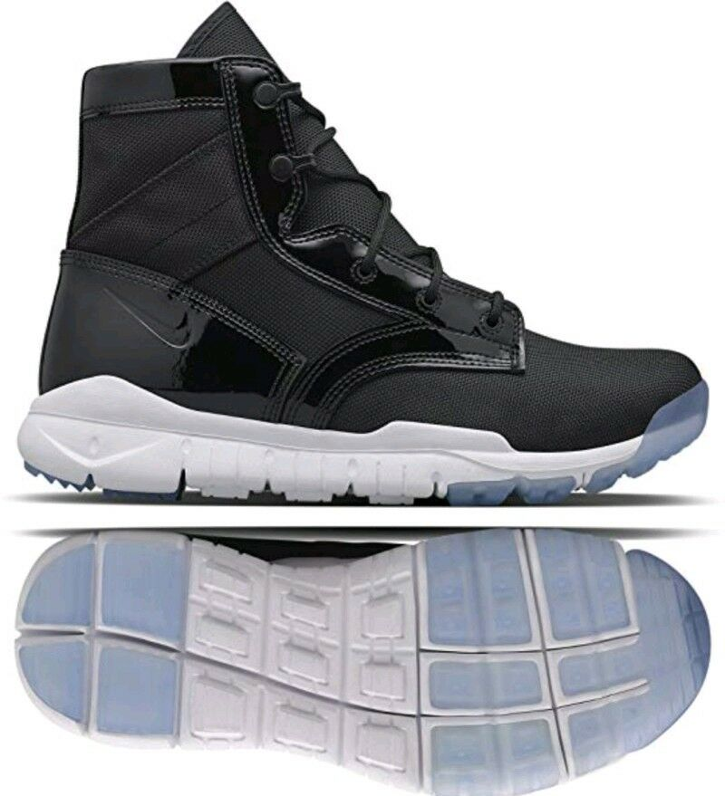 Taille 8 Homme Nike Lab SFB SP 6  Special Field Bottes Noir Concord 729488 001