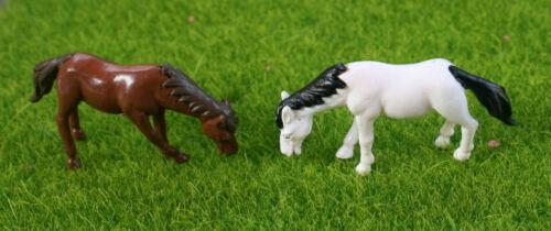 Miniatures 2 Giraffes FAIRIES GOBLINS MOSS GARDENS,TERRARIUMS BONSAI