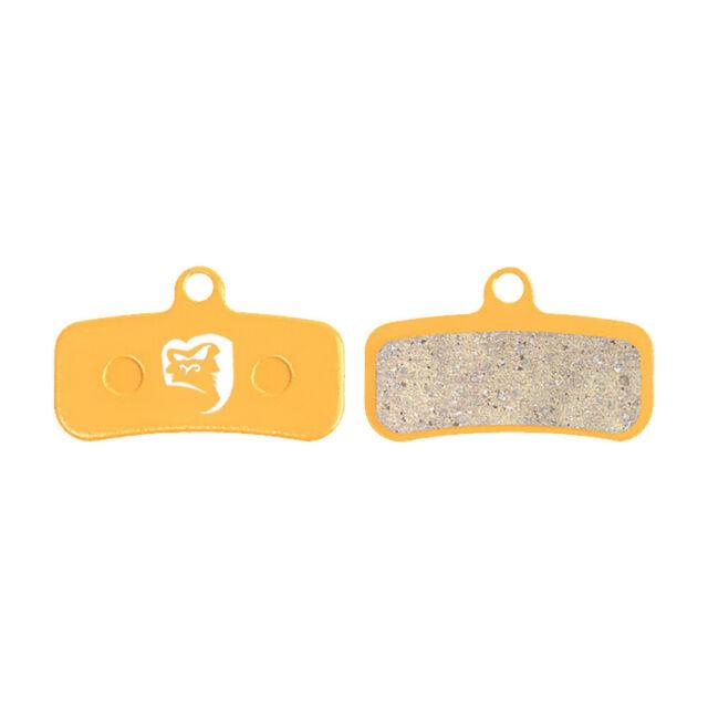 10 PRS METAL Metallic Disc Brake Pads For SHIMANO Saint M810 M820 ZEE M640 H01