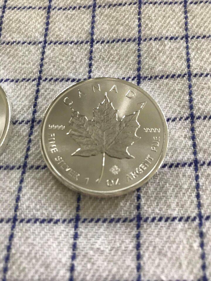 Amerika, guld- og sølvbarre, 5 Dollars