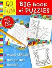 Go Fun! Big Book of Puzzles by Accord Publishing (Paperback / softback, 2014)