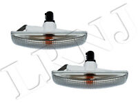 Land Rover Range Rover Sport Smoked Indicator Lamps With Orange Bulb Set Of 2