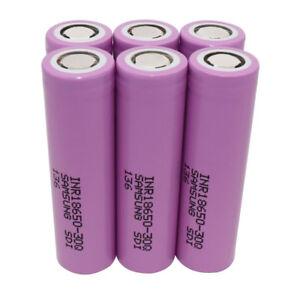 6X-18650-30Q-3000mAh-High-Drain-3-7V-Li-ion-Rechargeable-Battery-for-Vape-Smok