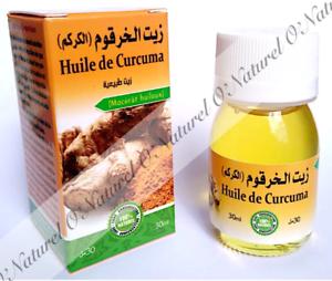 Huile-de-Curcuma-Macerat-100-Naturelle-Turmeric-Oil-Aceite-de-Curcuma