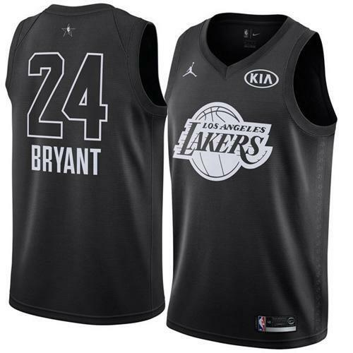 Lakers Lakers Black Jersey 2018 Jersey Black Black Lakers Jersey 2018