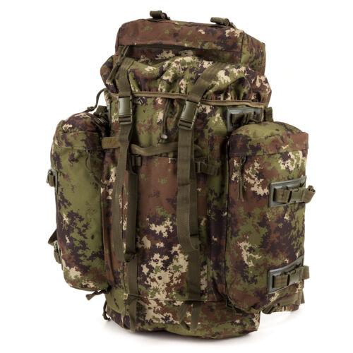 Rucksack Mountain BW Bundeswehr Wander Trekking Army US Pack Outdoor vegetato