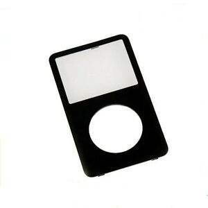 Black-Face-Plate-Front-Panel-Cover-Housing-for-iPod-Video-5th-Gen-30GB-60GB-80GB