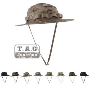 8590adb21b2 Image is loading Emerson-Tactical-Military-Boonie-Hat-Outdoor-Hunting- Fishing-