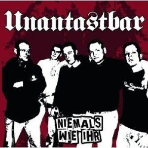 UNANTASTBAR-NIEMALS-WIE-IHR-RE-RELEASE-CD-NEU