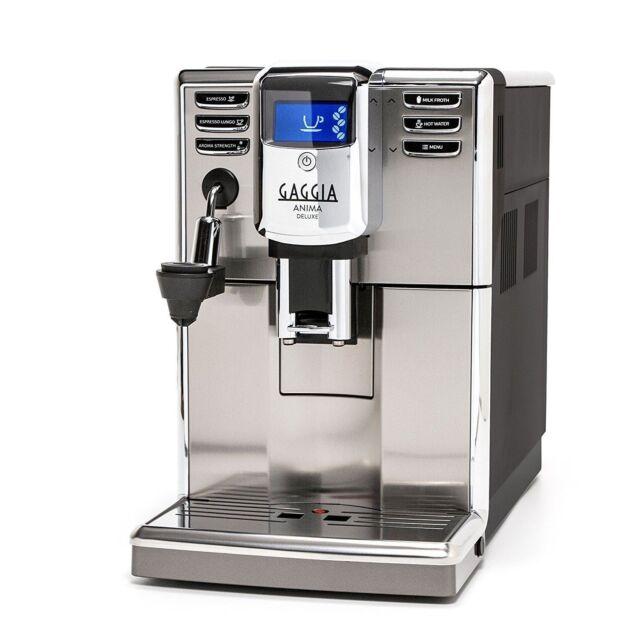 Refurbished Gaggia Anima Deluxe Super-Automatic Espresso Machine