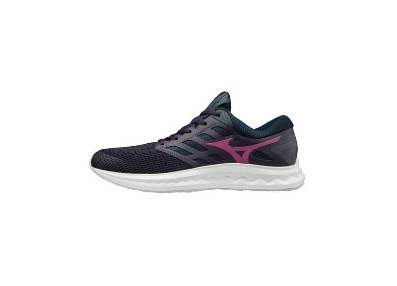 Wave Polaris EZ Women's Running shoes Purple Wine White J1GD198253 19F