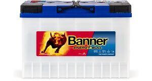 Batterie camping car beateau banner energy bull 95901 12v 115ah
