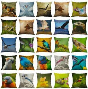 18-034-Decor-Pillow-Case-Cotton-Linen-Throw-Animal-Sofa-Cushion-Cover-Bird-Home