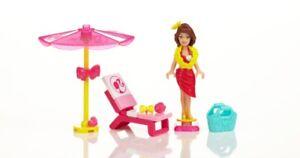 Mega Bloks Barbie 80205 Splash Time Teresa Avec Les éQuipements Et Les Techniques Les Plus Modernes