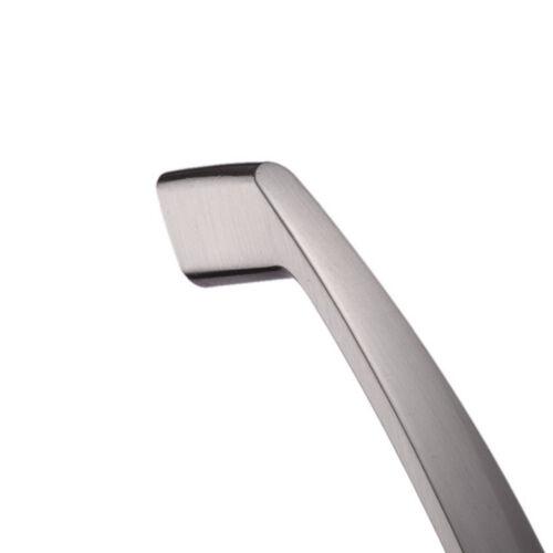 Möbelgriffe Küchengriff Schubladengriffe Schrankgriffe Edelstahloptik Bogengriff