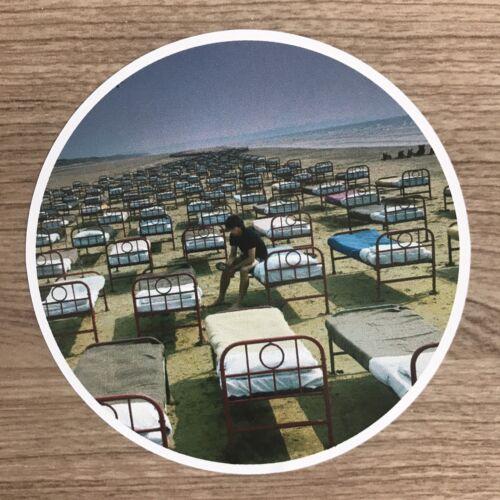 "Pink Floyd A Momentary Lapse Of Reason 4/"" Wide Vinyl Sticker BOGO"
