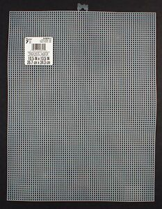 7 Mesh Clear Plastic Canvas 3 Sheets By Darice 10 5 X 13 5
