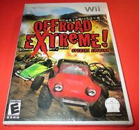 Off Road Extreme Special Edition Nintendo Wii - Factory Sealed Free Ship
