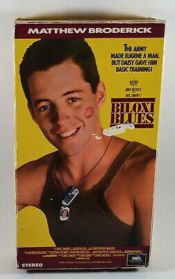 Biloxi Blues Vhs Tape 96898079938 Ebay