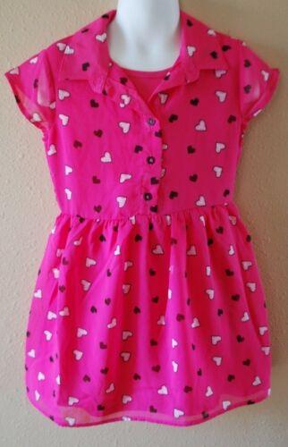 GIRLS SIZE 7 8 FADED GLORY DRESS CLOTHING ** NEW