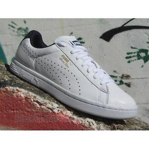 Scarpe Puma Court Star CRFTD 359977 02 sneakers casual moda unisex white blue Te