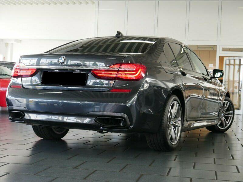 BMW 750i xDrive aut.