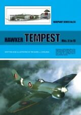 Warpaint Series No.55 - Hawker Tempest MKs.II to VI           34 Pages      Book
