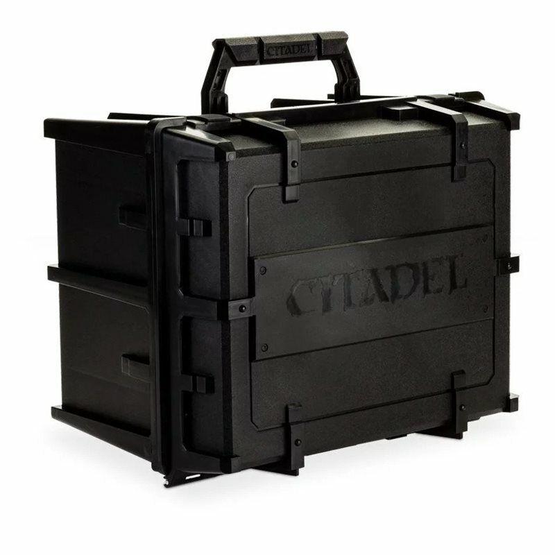 Battle Figure Case -  Citadel Games Workshop - Producto Oficial Warhammer  pas cher et de haute qualité