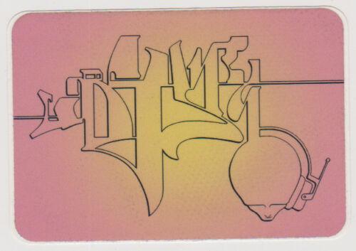 GRAFFITI STREET ART Sticker Baltimore Artist LabSynth Quality Vinyl Monophobic